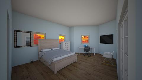 pearsoi20 - Bedroom - by Pearsol20