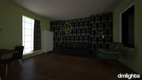 221 b baker street - Living room - by DMLights-user-995098