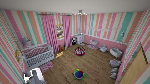 family home 85 - Modern - Kids room - by Stavroula Chatzina