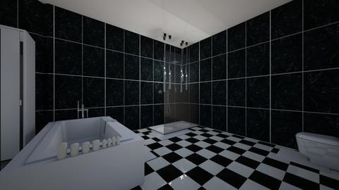 Bathroom angle 1 - Classic - Bathroom - by Yokeyyok