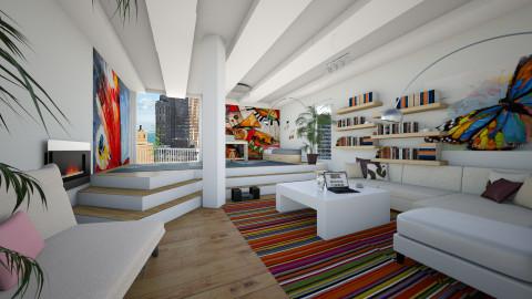 room - Living room - by ekaterine