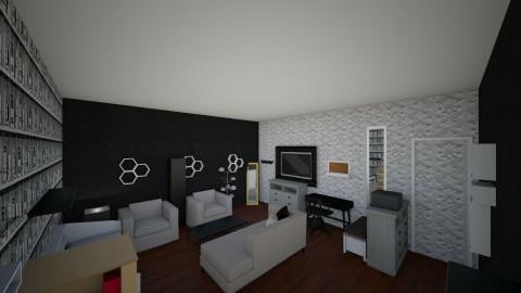 JUSSECA - Vintage - Bedroom - by jusseca
