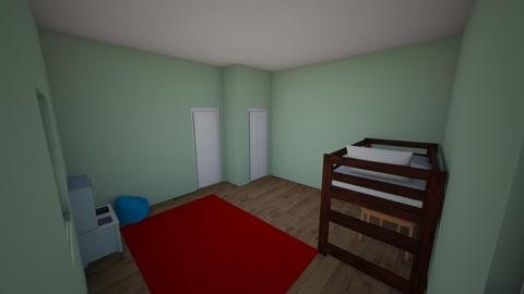 Coops Room - Bedroom - by jdeignan