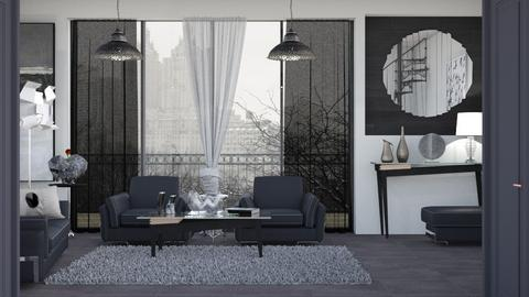 M_ Velutto - Living room - by milyca8