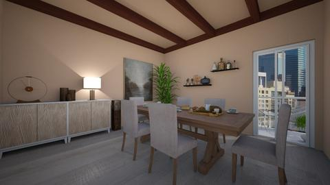 42 - Dining room - by ActressHannah
