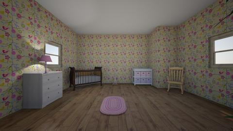 Nursery - by alliewhite