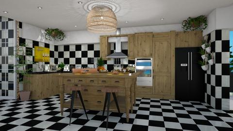 IP Artisan Kitchen - Kitchen - by nanabpf