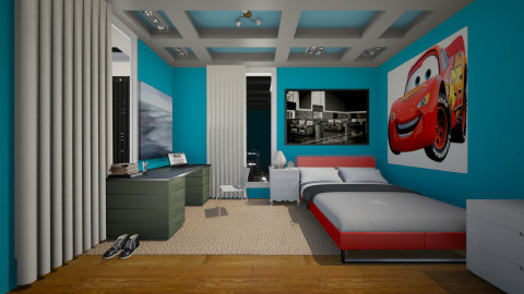 WIGGLE - Masculine - Bedroom - by Lil Cokko