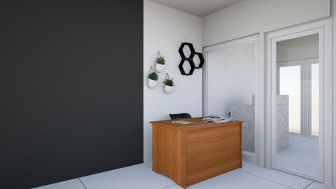 RD office and Open Space - Office - by astricella