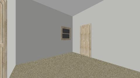 Juniors Room - Bedroom - by carrie scott