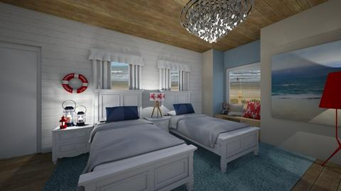 Nautical by Daisy - Kids room - by Daisy de Arias