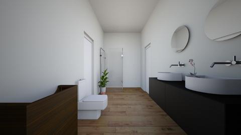 bath room - by ArtyNaar