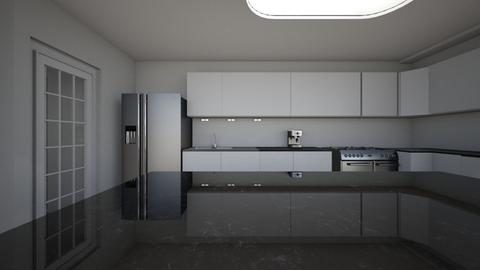 Kitchen1hh - Kitchen - by treborssor