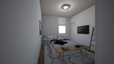 Maya Elul bedroom 6 - Bedroom - by erlichroni