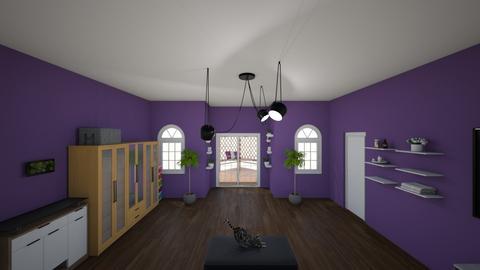 My Future Room  - Modern - Bedroom - by cupcake_geek2020