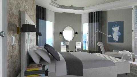 bedroom - Bedroom - by XValidze