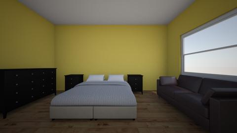 MyBed - Living room - by Nard8A