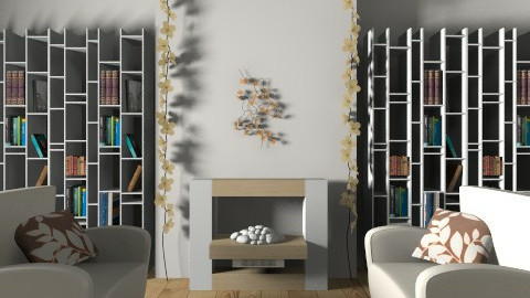 beige lounge room - Living room - by Bobby_00