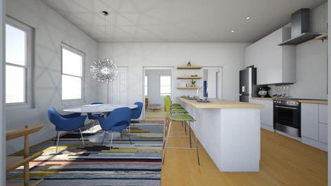Bungalow - Living room - by lauren_murphy