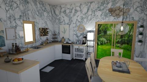 kitchen - Kitchen - by Jennifer Baines
