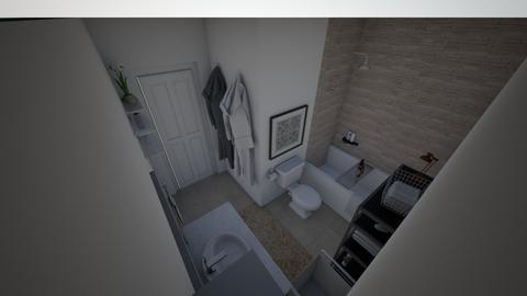 My bathroom - Bathroom - by diorrnicholson812