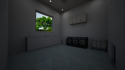 New House Laundry Room - by She1113