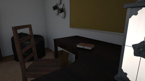 Estras Bedroom - Rustic - Bedroom - by RoyalGiraffe