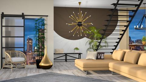 Living Hope - Modern - Living room - by Gurns