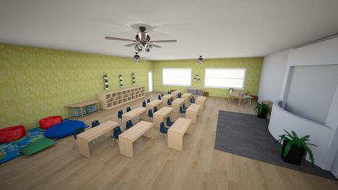 Classroom - by KPHMYZMNJXWLVBLXYTVEMKVDDSPSHCW
