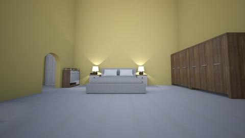 my room - Bedroom - by meera_1122