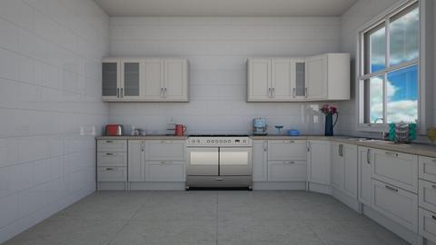 cozinha - Kitchen - by Shofia Davis