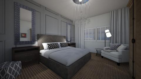 master bedroom - by Dwellings LLC