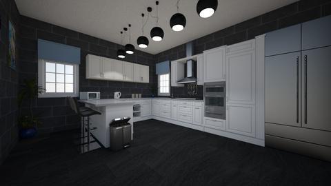 my kitchen - by katherinelouisea
