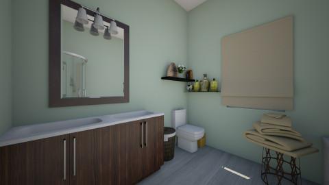 bathroom - Classic - Bathroom - by emmalou2002