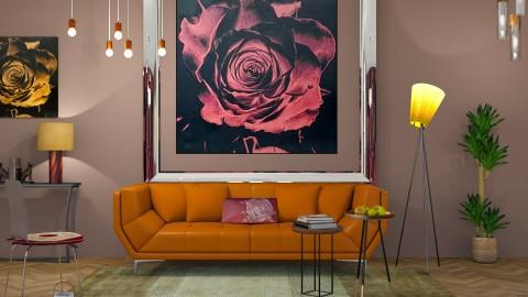 M_Heritage rose - by milyca8