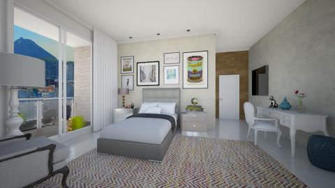ukvukguk - Bedroom - by julianadm