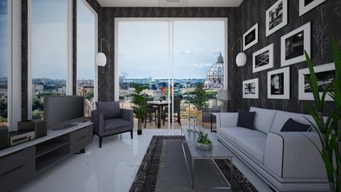 Top Floor - Living room - by VeroDale