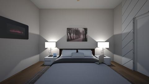 Raiya Fyrst master piece - Bedroom - by kristinacrosby