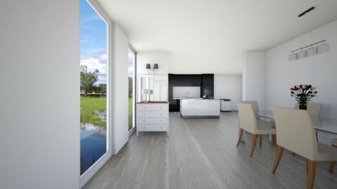 woonkameranderehoek - Living room - by fleursmulders