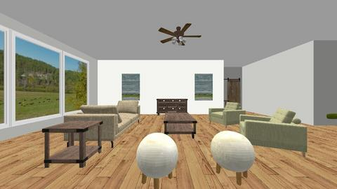 sheep - by Bkorth