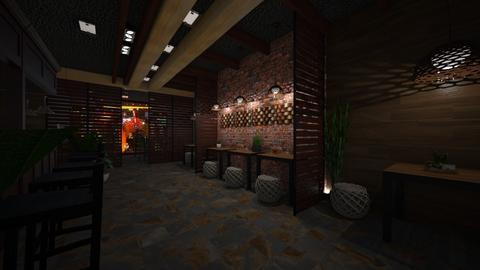 Lazy Pub - by Gener Morales