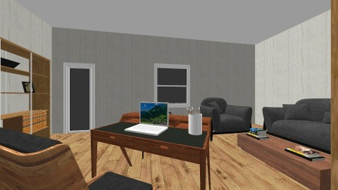 ennismore study - Office - by awagner1988