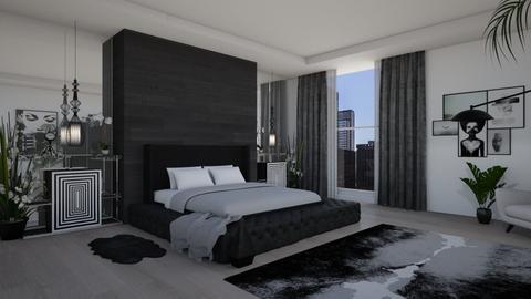 yrh - Bedroom - by likuna485