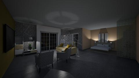 Nisha - Living room - by Elisabeth Veresceaghina