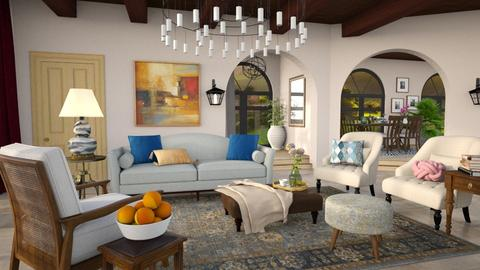 Living room - Living room - by Inna_Inas