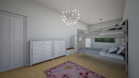 tiitiaisten huone - Kids room - by trAnsu
