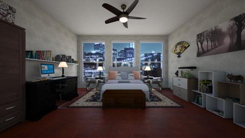 Stonegaurd - Bedroom - by scourgethekid
