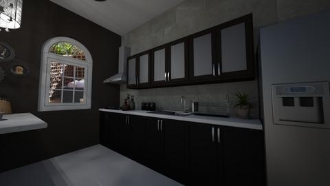 My Kitchen 3ii - Kitchen - by anirah