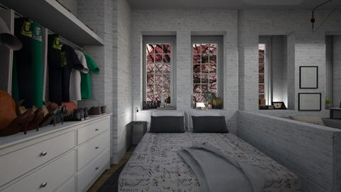 Casa238Bedroom - Modern - Bedroom - by nickynunes