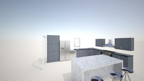 kitchen - Kitchen - by strikerb52ml